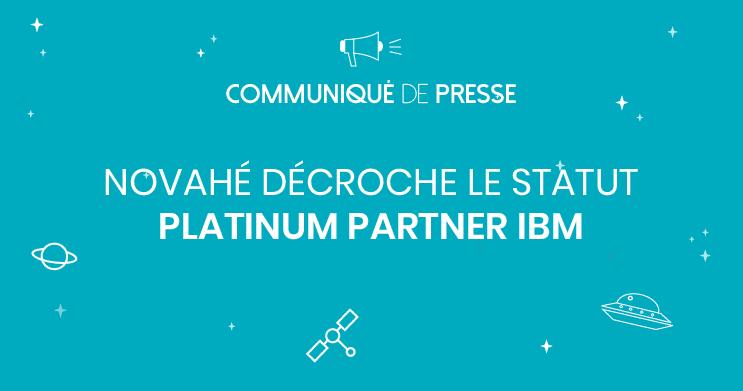 Novahé statut platinum ibm